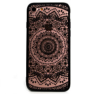 For Inngravert Etui Bakdeksel Etui Blondedesign Hard PC for Apple iPhone 7 Plus iPhone 7 iPhone 6s Plus/6 Plus iPhone 6s/6 iPhone SE/5s/5