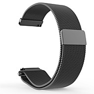 Milanese Loop Watch Band Stainless Steel Magnetic Bracelet Strap for Pebble time/ Pebble Time Steel/ Pebble time 2