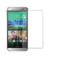 εξαιρετικά λεπτή HD σαφές έκρηξη-απόδειξη σκληρυμένο προστατευτικό κάλυμμα της οθόνης γυαλιού για HTC One m8