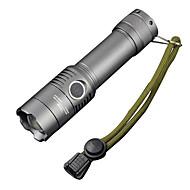 SupFire LED Taschenlampen LED 800 Lumen Modus Cree T6 Lithium-Batterie Einfach zu tragen Kompakte GrößeCamping / Wandern / Erkundungen