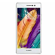 teräväpiirto näytönsuoja Huawei Ascend P7 (3 kpl)