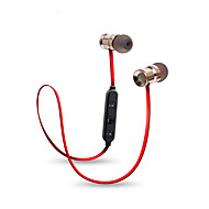 중립 제품 BTE-01 이어폰 ( 인 이어)For미디어 플레이어/태블릿 모바일폰 컴퓨터With마이크 포함 DJ 볼륨 조절 FM 라디오 게임 스포츠 소음제거 Hi-Fi 모니터링(감시) 블루투스
