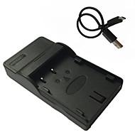 סוללה מטען נייד מיקרו USB dli90 עבור PENTAX DLI-90 K7 k-7 K5 k-5ii k52s iis K01 645d