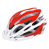 Sport Unisex Fahhrad Helm 31 Öffnungen Radsport Radsport Bergradfahren Straßenradfahren Freizeit-Radfahren L: 58-61cm PC EPSRot Grau