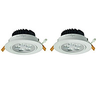 YouOKLight 2pcs 5W 5xLEDs  3000K 450lm Warm White Ceiling Lamp  (AC 100-240V)