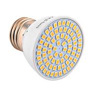 7W E26/E27 Focos LED MR16 72 SMD 2835 600-700 lm Blanco Cálido Blanco Fresco Decorativa V 1 pieza