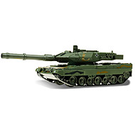Military Vehicle Toys Car Toys 1:48 Metal ABS Plastic Green Model & Building Toy