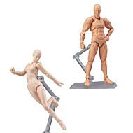 Modèle d'affichage Maquette & Jeu de Construction PVC