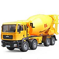 Véhicule de Construction Jouets Jouets de voiture 1h50 Métal ABS Plastique Jaune Maquette & Jeu de Construction