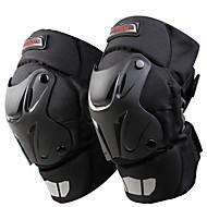 scoycoのK15オートバイニーパッドプロテクターナイロン300Dメッシュ布防風ウェアラブル膝&肘プロテクター黒フリーサイズ
