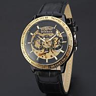 Men's Women's Unisex Sport Watch Dress Watch Skeleton Watch Fashion Watch Wrist watch Mechanical Watch Automatic self-windingGenuine