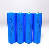 Iluminação Baterias Capa para Bateria Lumens Modo 18650.0 Recarregável Tamanho Compacto EmergênciaCampismo / Escursão / Espeleologismo