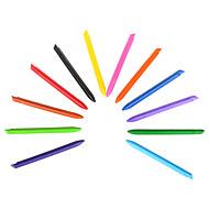 12 farver farveblyanter 1 sæt 12 stk