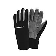 Diving Gloves Full-finger Gloves Sports Gloves Diving Breathable Windproof Nylon Men's Blue S M L XL XXL XXXL