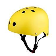 スポーツ 男女兼用 バイク ヘルメット 11 通気孔 サイクリング サイクリング マウンテンサイクリング ロードバイク レクリエーションサイクリング 登山 ハイキング EPS ABS樹脂 ホワイト ブラック ブルー オレンジ