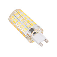 4W G9 E26/E27 LEDコーン型電球 T 80 SMD 5730 400 lm 温白色 クールホワイト 明るさ調整 装飾用 交流220から240 AC 110-130 V 1個