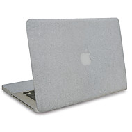 For MacBook Air 11 13/Pro13 15/Pro with Retina13 15/MacBook12 Flash Silver Texture Decorative Skin Sticker