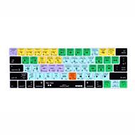 xskn® innokas Pro Tools pikakuvake silikoninäppäimistö iholla 2016 uusi MacBook Pro 13,3 / 15,4 kosketusnäytöllä baari verkkokalvon (us /