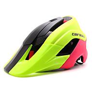 CAIRBULL Жен. Муж. Универсальные Велоспорт шлем 15 Вентиляционные клапаны ВелоспортВелосипедный спорт Горные велосипеды Шоссейные