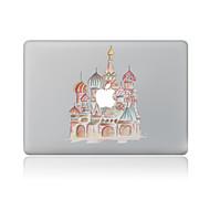 1 kpl Naarmunkestävä maisema Läpinäkyvä muovi Tarrakalvo Kuviointi VartenMacBook Pro 15'' with Retina MacBook Pro 15 '' MacBook Pro 13''