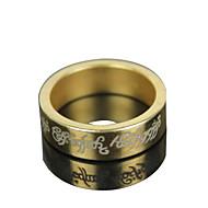 magie rekwisieten - magische ring goud / zilver