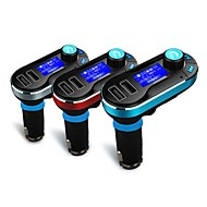 Meerdere poorten Auto USB-oplader Socket Anderen 2 USB-poorten Alleen oplader Automatisch 5V/2.1A