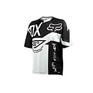 Vos motorfiets kleding korte mouwen zonnebrandcreme ademend vocht transpiratie snel drogende kleding t-shirt zomer
