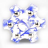 Moderni zvrkovi Ručni Spinner Igračke za kućne ljubimce Šest Spinner ABS Plastika EDCStres i anksioznost reljef Uredske stolne igračke za