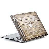 MacBook Kılıf için Macbook Ağaç Damarları polikarbonat Malzeme
