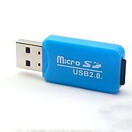 MicroSD-kortti USB 2.0 Kortinlukija