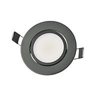 3W 2G11 Alaspäin valaisevat LED-valaisimet Upotettu jälkiasennus 1 COB 250 lm Lämmin valkoinen Kylmä valkoinen Koristeltu V 1 kpl