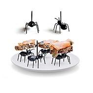 Plast Middagsgaffel Salladsgaffel Serveringsgafflar Dessertgaffel Gafflar Salladsgafflar Dessertgafflar Rektangulär