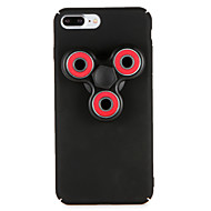 Fidget Spinner Case For iPhone 7 7 Plus 6s 6 Plus Removable Hand Spinner  Back Cover Case 3D Cartoon Hard PC for Apple iPhone 6 6 Plus