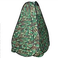 AOXIANGZHE 1人 テント ダブル キャンプテント 折り畳みテント 防水 携帯用 2000-3000 mm のために ハイキング キャンピング-120*120*190 cm 1つのルーム ファイバーグラス オックスフォード