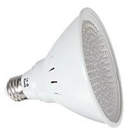 6W E26/E27 LED-kweeklampen PAR30 168 Geïntegreerde LED 500 lm Rood Blauw Oranje Decoratief AC 220-240 AC 110-130 V 1 stuks