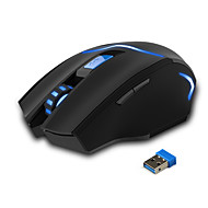 2.4 G Photoelectric Backlight Game Mouse 2400DPI Compatible with Win XP/Vista / Win 7/8/ME/2000/Mac OS