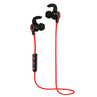 Auricular estéreo de los auriculares sin hilos de los auriculares v4.1 del bluetooth del deporte del circe h6 para iphone7 samsung s8