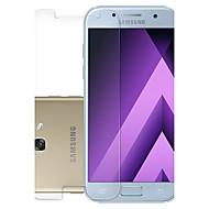 til Samsung Galaxy A7 (2017) hærdet glas foran skærmbeskytter 9h hårdhed 1 stk