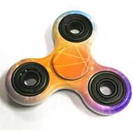 פידג'ט ספינרים ספינר יד צעצועים תלת-ספינר פלסטיק EDCהפגת מתחים וחרדה Office צעצועים במשרד הקלה על ADD, ADHD, חרדה, אוטיזם להרוג את הזמן