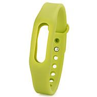xiaomi 1smart 시계 고무 weistband 밴드 보라색 / 녹색