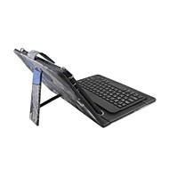 Käyttötarkoitus kotelot kuoret Tuella Näppämistöllä Flip Kuvio Kokonaan peittävä Etui Perhonen Kova PU-nahka varten AppleiPad Mini 4 iPad