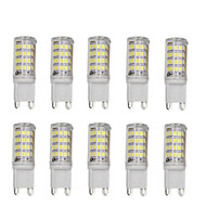 3W LED2本ピン電球 T 52 SMD 2835 350 lm 温白色 クールホワイト V 10個