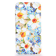 For oppo r9s r9s plus r9 r9 plus cover dækning mønster bag cover blomst hård pc vivo x7