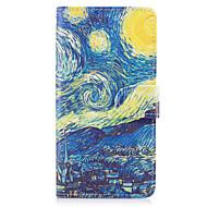 Samsung Galaxy S8 ja S7 reunan suojus tähtitaivas kuvio PU nahka tapauksissa S6 reunan plus S5 mini S4 S3