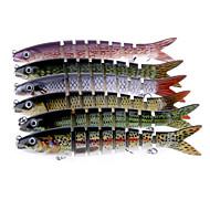 "6 szt Jerkbaits Błystki g/Uncja mm/7-3/4"" cal Sea Fishing Spinning Bass Fishing Fishing Lure General Fishing Trolling i wędkarstwo z łodzi"