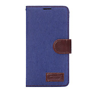 Til samsung galaxy note 5 note 4 case cover denim mobiltelefon holster til samsung galaxy note 3 note kant