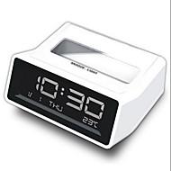 LED Desktop Electronic Clock Temperature Luminous Alarm Clock