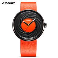 SINOBI Γυναικεία Ανδρικά Αθλητικό Ρολόι Ρολόι Φορέματος Μοδάτο Ρολόι Βραχιόλι Ρολόι Μοναδικό Creative ρολόι Ιαπωνικά ΧαλαζίαςΑνθεκτικό