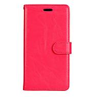 Til Sony Xperia XZ E5 Cover Cover Klassisk Tre Kort Solid Color Pu Skin Materiale Tegnebog Telefon Case xperia x xa xa ultra x ydeevne x