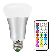 10W LED Έξυπνες Λάμπες A70 16 SMD 5050 700 lm Θερμό Λευκό RGB V 1 τμχ